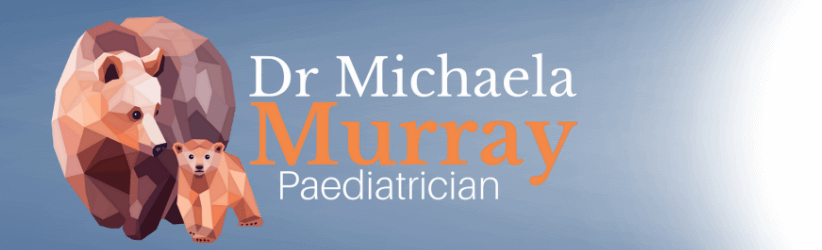 Dr Michaela Murray Specialist Paediatrician